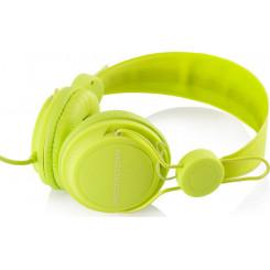MODECOM MC-400 FRUITY GREEN Handsfree Green