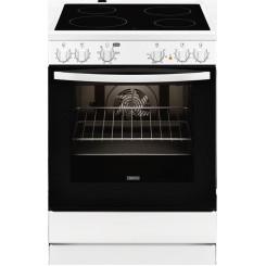 ZANUSSI ZCV65050WA Ηλεκτρικές κουζίνες
