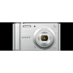 SONY DSCW800S.CE3 Compact Camera Silver