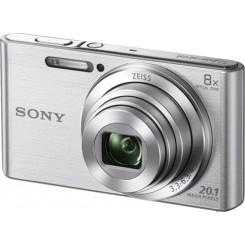 SONY DSCW830S.CE3 Compact Camera Silver