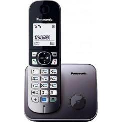 PANASONIC KX-TG6811GRM Ασυρματα Τηλεφωνα