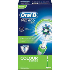 BRAUN PRO600/GREEN Οδοντόβουρτσες