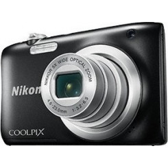 NIKON COOLPIX A100 Compact Camera Black