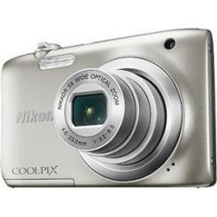NIKON COOLPIX A100 Compact Camera Silver
