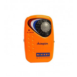 NIKKEI NR-3ES Ραδιοφωνα