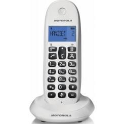 MOTOROLA C1001LB Ασυρματα Τηλεφωνα White