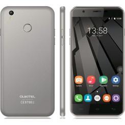OUKITEL U7 PLUS Smartphones Grey