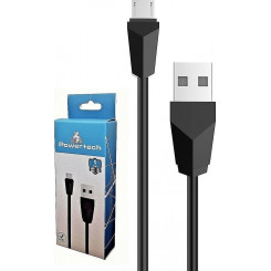 POWERTECH USB ΣΕ MICRO USB TYPE B 1M Καλώδια-Λοιπά Αξεσουάρ Κινη