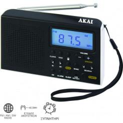 AKAI AWBR-305 Ραδιοφωνα BLACK