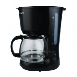 COMFORT CM1089GS Καφετιέρα φίλτρου Black