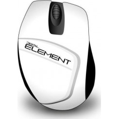 ELEMENT MS-165W Ποντικια White