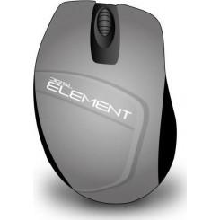ELEMENT MS-165S Ποντικια Silver