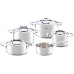FISSLER SET 5 ΣΚΕΥΗ RIVA Σετ μαγειρικών σκευών