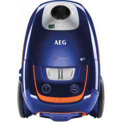 AEG VX8-3-DB-P Σκούπα Blue