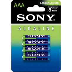 SONY ECO ALKAL. AAA AM4LB4D Μπαταρίες