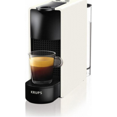 KRUPS XN1101S ESSENZA MINI Μηχανές Espresso(Δώρο Κάψουλες αξίας 30 Ευρώ)