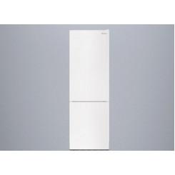 INVENTOR RFNF60-188WA1 COMBI Ψυγειοκαταψύκτης White