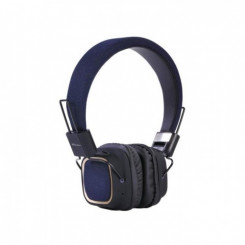 ELEMENT HD-800BT-B Ακουστικά-Μικρόφωνα Blue