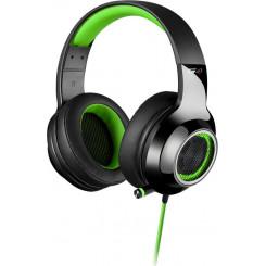 Ακουστικά-Μικρόφωνο  EDIFIER G4 USB 7.1 BLACK/GREEN