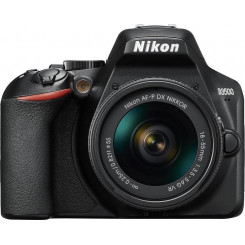 NIKON D3500 + AF-P 18-55 DX KIT Dslr Black