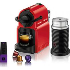KRUPS XN1015S (NESPRESSO) Μηχανές Espresso Red(Δώρο Κάψουλες αξίας 30 Ευρώ)