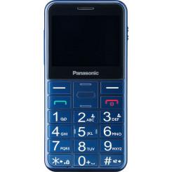 PANASONIC KX-TU150EXC Κινητά Απλής Χρήσης Blue