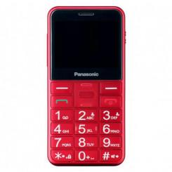 PANASONIC KX-TU150EXR Κινητά Απλής Χρήσης Red
