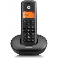 MOTOROLA E201 DECT Ασύρματα Τηλέφωνα Black