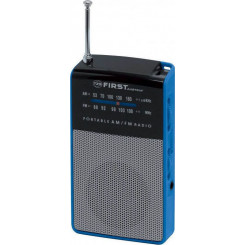 FIRST AUSTRIA FA-2314-1-BU Ραδιόφωνα Blue
