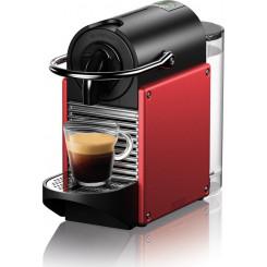 DELONGHI EN 124.R PIXIE Μηχανές Espresso Red(Δώρο Κάψουλες αξίας 30 Ευρώ)