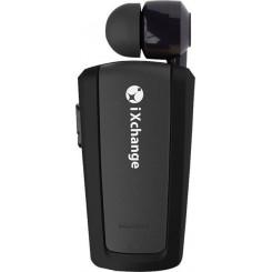 iXCHANGE UA25XB RETRACTABLE Bluetooth Handsfree Black