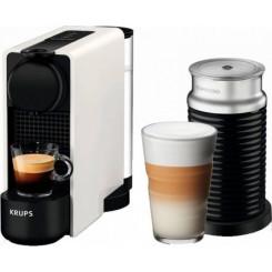 KRUPS XN5111S ESSENZA PLUS ( NESPRESSO ) Μηχανές Espresso White