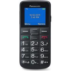 PANASONIC KX-TU110EXB BLACK Κινητά Απλής Χρήσης