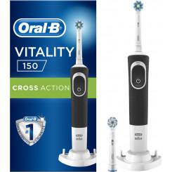 Oral-B Vitality 150 Cross Action Black Οδοντόβουρτσες