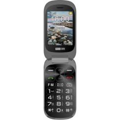 MAXCOM MM825 Κινητά Απλής Χρήσης Black