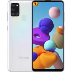 SAMSUNG GALAXY A21s 3GB/32GB DS (SM-A217) Smartphones White