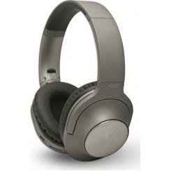 NOD PLAYLIST (BLUETOOTH) Ακουστικά-Μικρόφωνο Grey