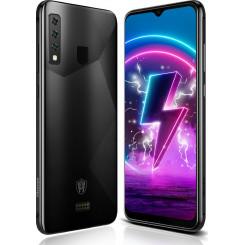 HISENSE H40 ROCK 4G (4GB/128GB) Smartphones Black