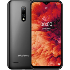 ULEFONE NOTE 8P 2/16GB Black Smartphones
