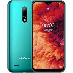ULEFONE NOTE 8P 2/16GB Green Smartphones