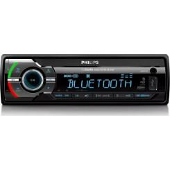 PHILIPS CE235BT/GRS R/BT/USB/MP3 Car Audio Player Black