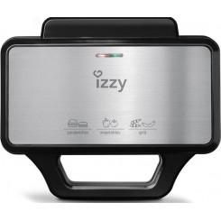 IZZY IZ-2007 (BAGGETTA) Σαντουιτσιέρες/Τοστιέρες