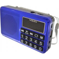 NOOZY S24 Blue Φορητά Ράδιο-Cd