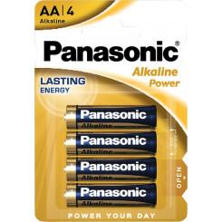 PANASONIC LR6APB/4BP ΜΠΑΤΑΡΙΕΣ Διάφορα