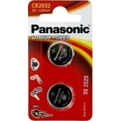 PANASONIC CR2032L/2BP Μπαταρίες