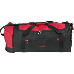 PRINCESS 78X32X32 ΕΚ (30032861614601) BLACK/RED Βαλίτσες
