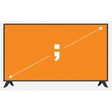 Πώς θα επιλέξω το σωστό μέγεθος τηλεόρασης ?
